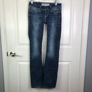 BKE Buckle Sabrina Bootcut Jeans Sz 25 L